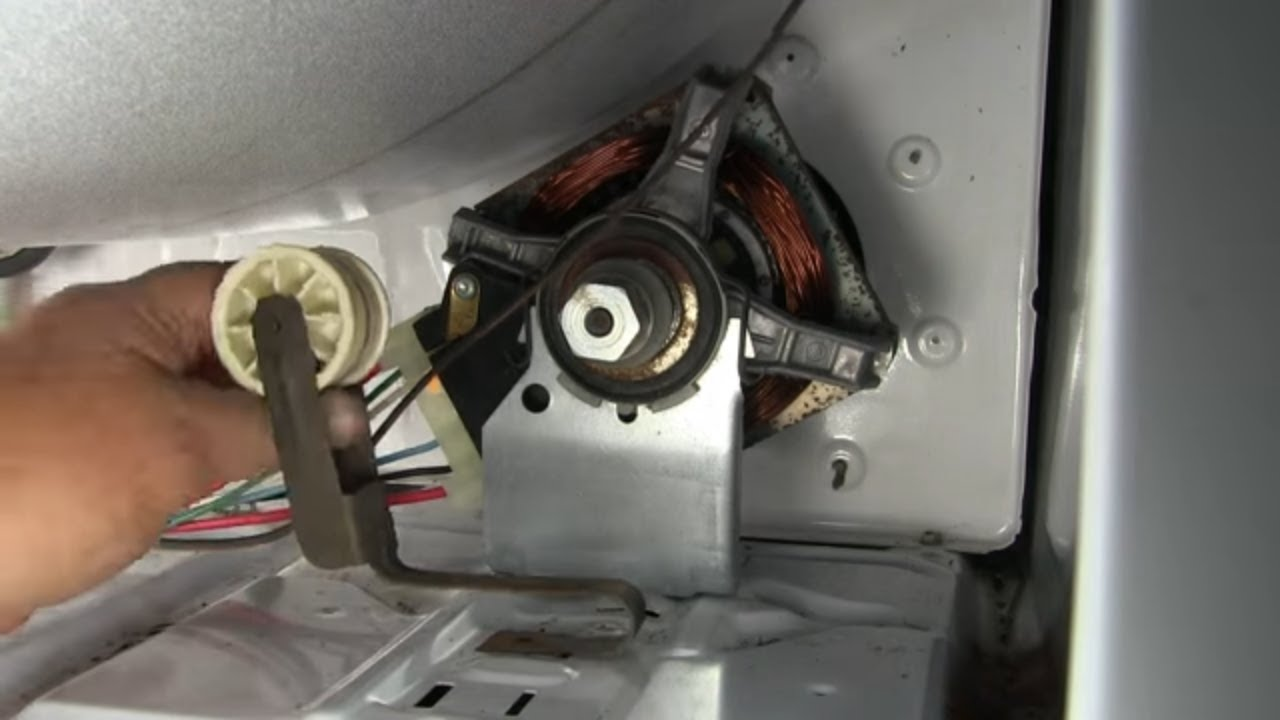 Tensor De La Correa Secadora El 233 Ctrica Whirlpool 29 Youtube