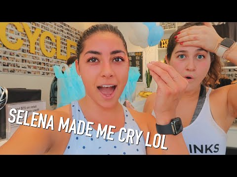 I cried in my soul cycle class lol + ANNOUNCEMENT!!