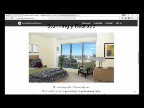 Best Virtual Staging Solutions for Real Estate - RETI Video