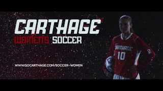 Carthage College Women's Soccer Feature Video