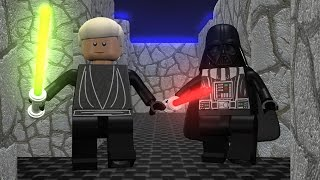 Pacman vs Lego Star Wars