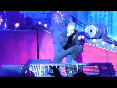 Slipknot -  Frail Limb Nursery / Purity  LIVE Austin Tx. 9/2/15