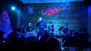 Giáng sinh an lành - Khôi Paso ( Tono Acoustic coffee)