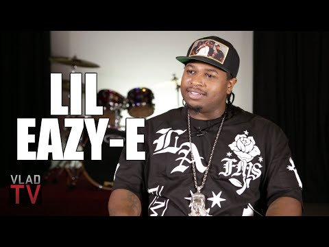 Lil Eazy-E Discusses Not Being Chosen to Play His Father in NWA Biopic