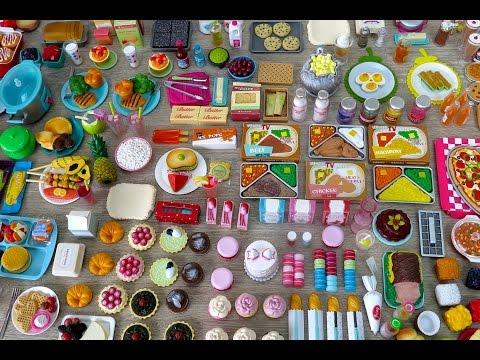 All My American Girl Doll Food
