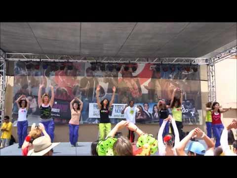 Zumba San Diego County Fair
