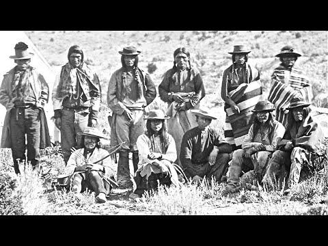 Numa: The Paiute People - History Culture & Affiliations