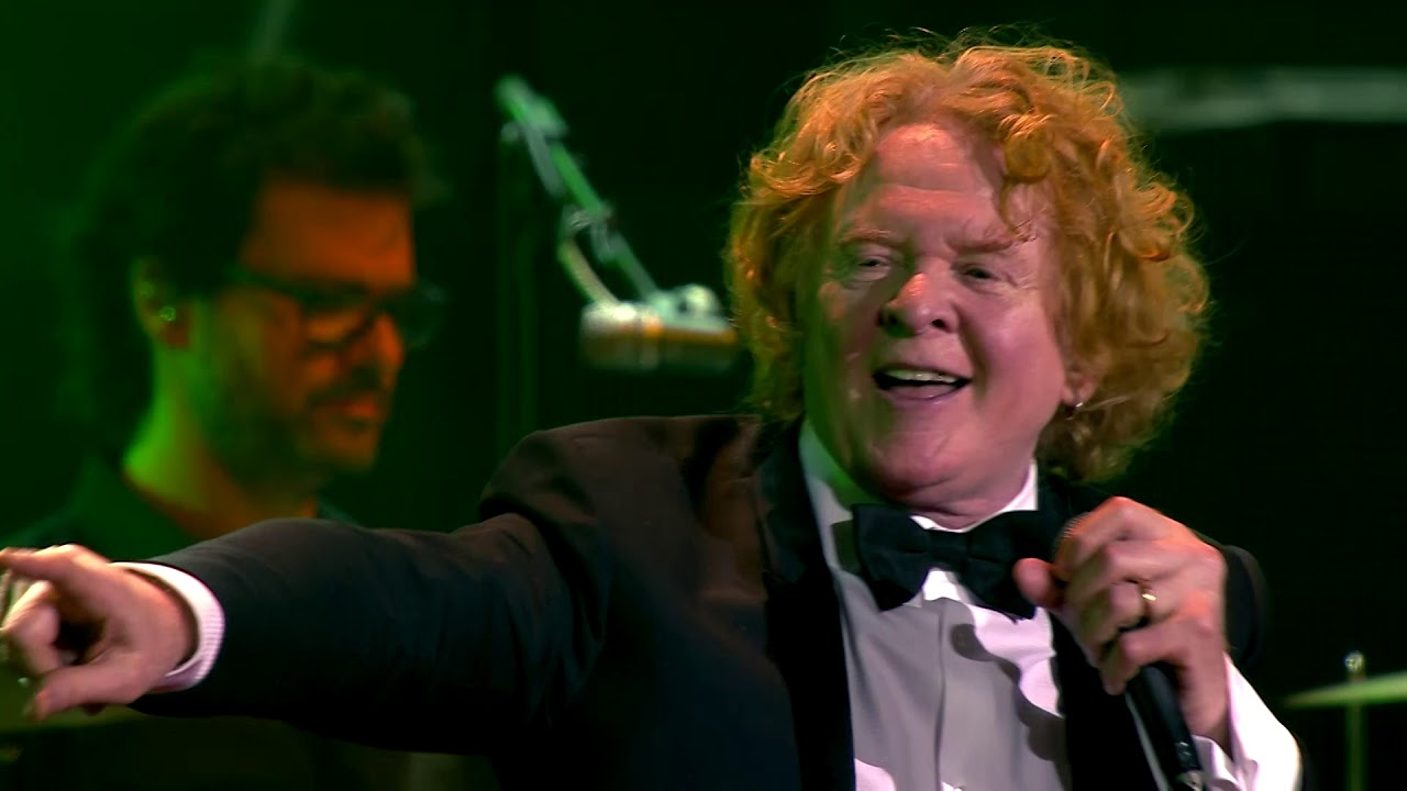 Simply Red Fairground Symphonica In Rosso Youtube