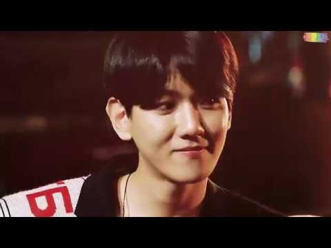 YOU'RE AN ANGEL, I'M A WEIRDO | Chanyeol For Baekhyun (JYP's Party People Moment)