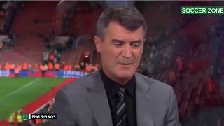 England vs Kosovo 5 -3 - Post Match Analysis with Roy Keane & Ian Wright