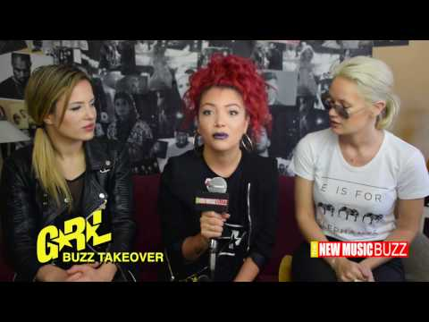 GRL | BUZZ TAKE OVER - Interview, (Simone, Haters, and New Music)