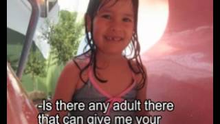 When this 6-year-old called the police on her stepfather, she had no idea what he would do to the baby. I'm crying.