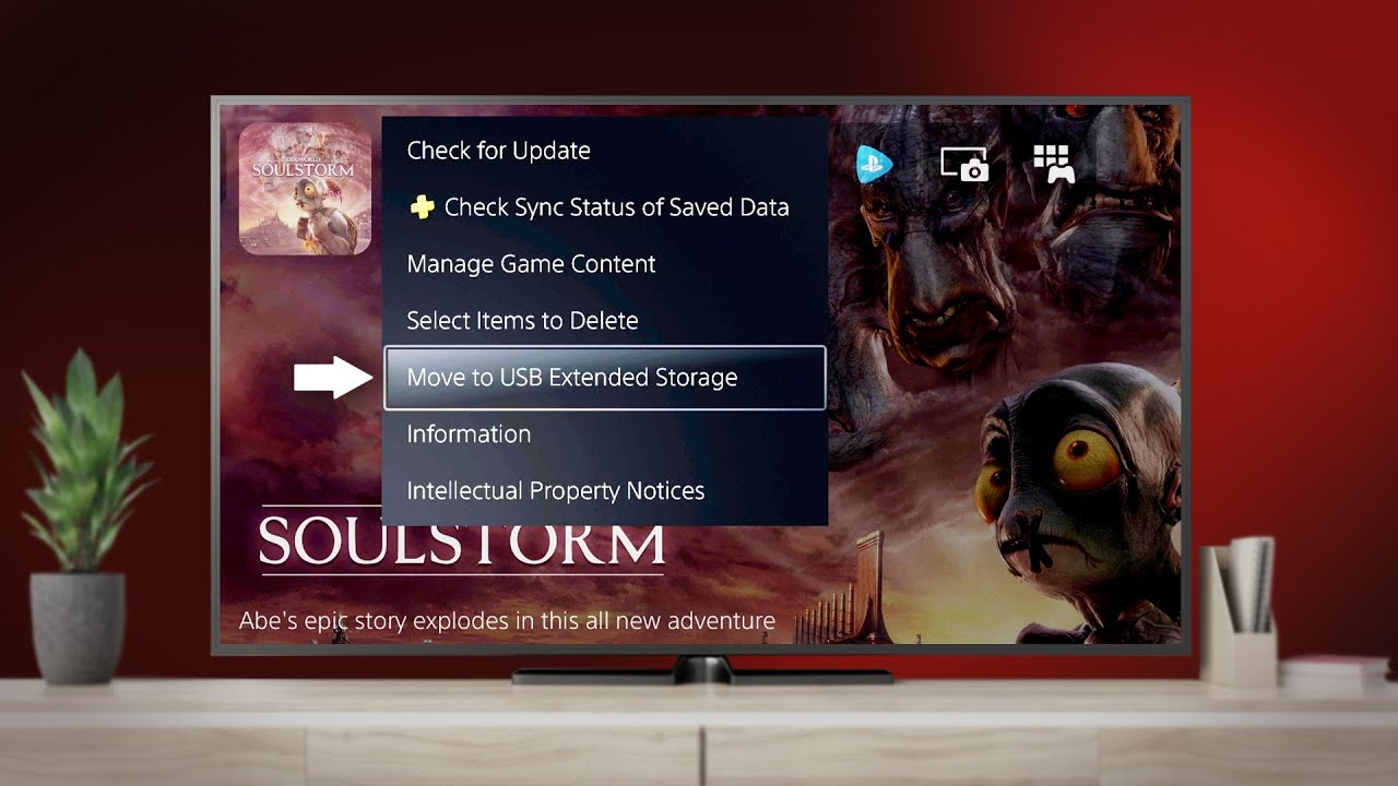 PS5 Update: External storage, Share Play and more!