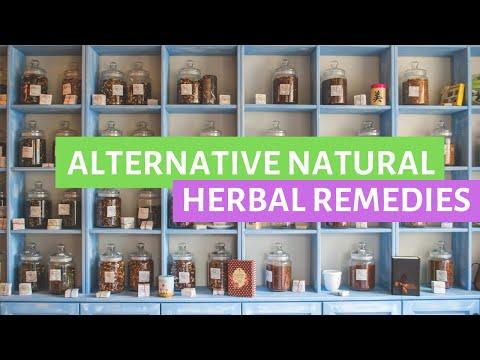 Alternative Natural Herbal Remedies