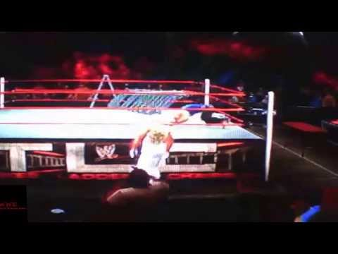 EWWE Tables, Ladders, Chairs, and Canes Part 3