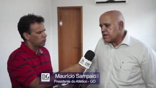 Maurício Sampaio fala dos desafios e objetivos do Atlético no Brasileirão