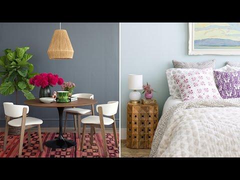 Interior Design — Fun Designer Paint Challenge