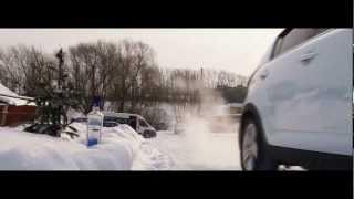 Видеооператор на свадьбу в Туле.Зимняя история 2012