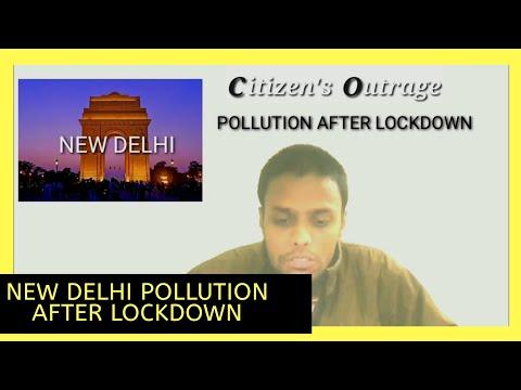 DELHI POLLUTION 🏭🏭| CITIZEN'S OUTRAGE S01 EP 1