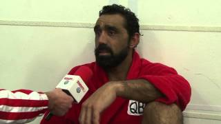 Video SwansTV: Adam Goodes post game download MP3, 3GP, MP4, WEBM, AVI, FLV Juli 2018