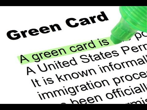 Green Card - 45% increased allotment
