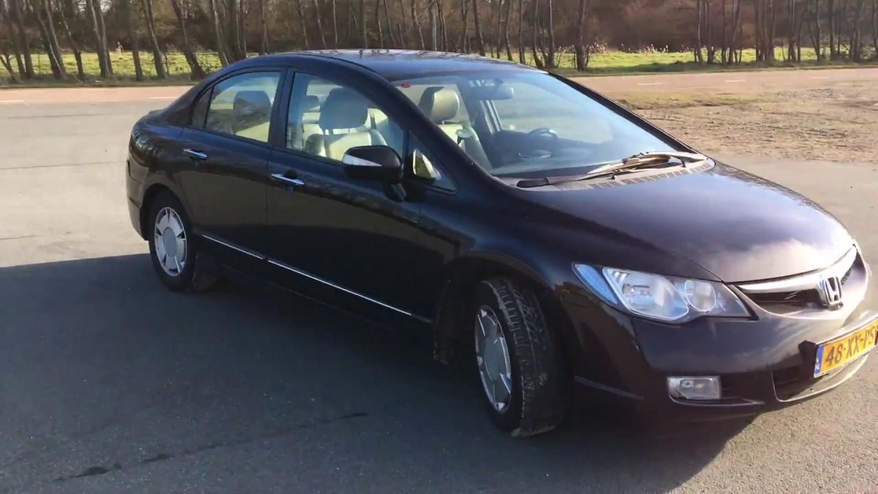 Kogda Gibridu 10 Let Honda Civic Hybrid Youtube