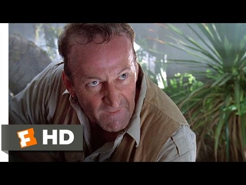 Jurassic Park (1993) - Clever Girl Scene (8/10) | Movieclips
