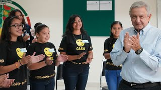 Diálogo con la comunidad del Hospital Rural Tula, desde Tamaulipas