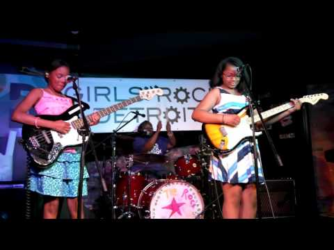 Girls Rock Detroit 2015 Showcase