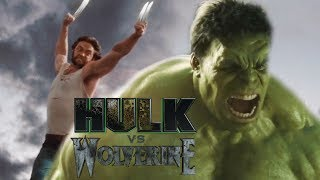 Repeat youtube video Hulk VS Wolverine Epic Battle Trailer (Fan Made)
