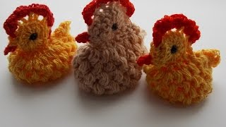 Пасхальная курочка крючком!  Easter chicken crochet! Сюрприз на Пасху!
