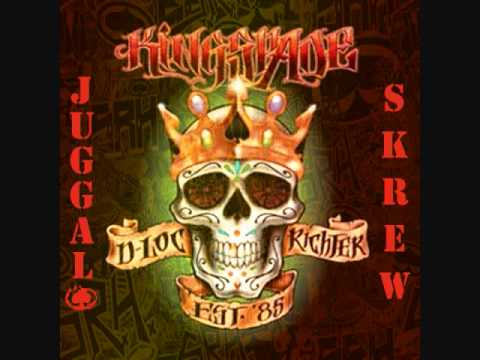 Kingspade - Who Run This While Havin' Fun [Juggalo Skrew]