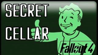 Secret Cellar - Fallout 4 Gameplay