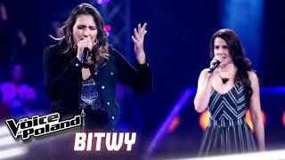 "Natalia Kapturowska vs. Julia Olędzka - ""Set Fire To The Rain"" - Bitwy - The Voice of Poland 10"