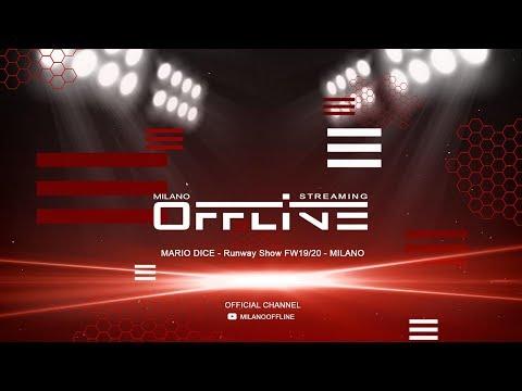 Mario Dice - Runway Show FW 19/20 - MILANO