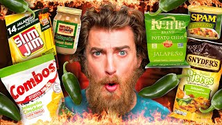 What's The Best Jalapeno Snack? Taste Test