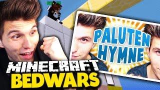 DER PALUTEN SONG! & 53 GOLD?! LÄUFT BEI UNS!  ✪ Minecraft Bedwars Woche Tag 193 thumbnail