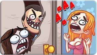 ТРОЛЛФЕЙС Видео Мемы и ТВ Шоу / Troll Face Quest TV Shows
