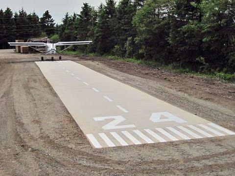 World's Shortest Runway: Extreme Short Take-Off and Landing