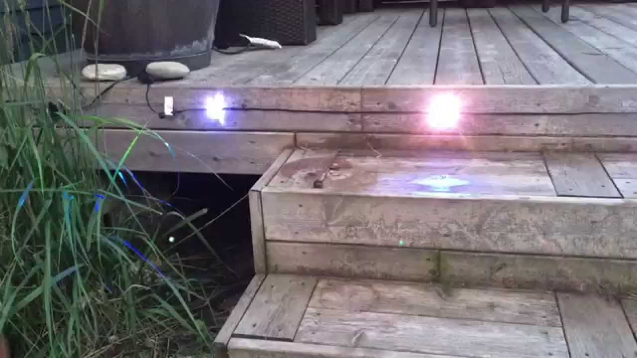 Osram Lightify Gardenspot Mini Installation Amp Review Youtube