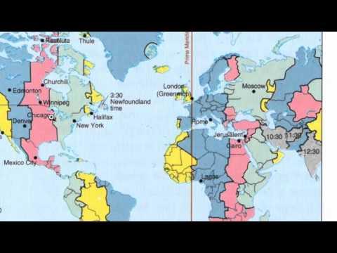 time zones travel USA INDIA