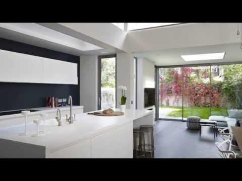 Open House: A Modern Monochrome Kitchen