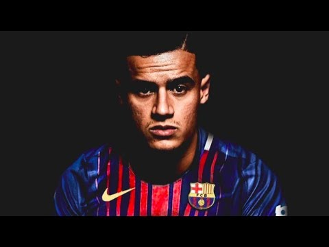 Philippe Coutinho's transfer to Barcelona is done