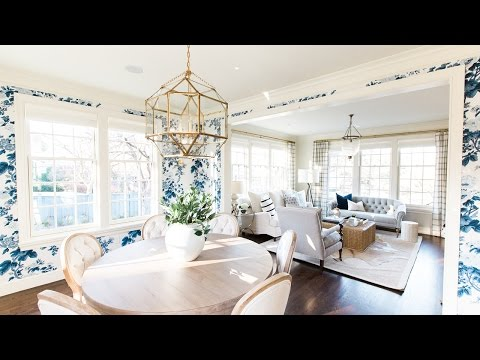Country Club Traditional Home Reveal