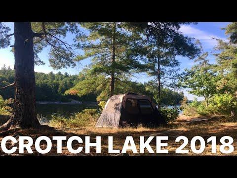Crotch Lake 2018