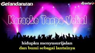 Video Karaoke Gelandangan Tanpa Vokal download MP3, 3GP, MP4, WEBM, AVI, FLV Januari 2018