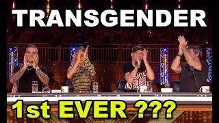 1st TRANSGENDER Singer EVER on X FACTOR? PROVES Everyone He Is Not.. (People Are Shocked & Confused)