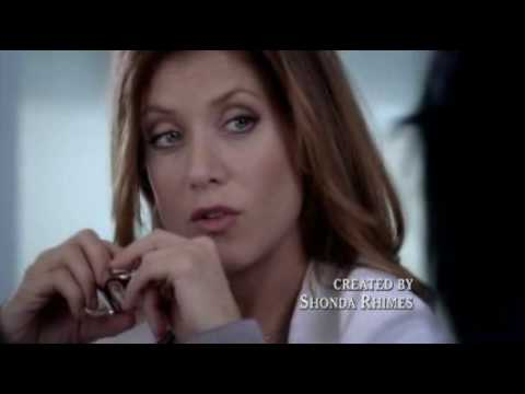 Addison tells Callie about the abortion