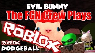 The FGN Crew Plays: ROBLOX - Dodgeball Easter Edition (PC)