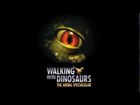 Triassic Encounter: Walking with Dinosaurs-The Arena Spectacular